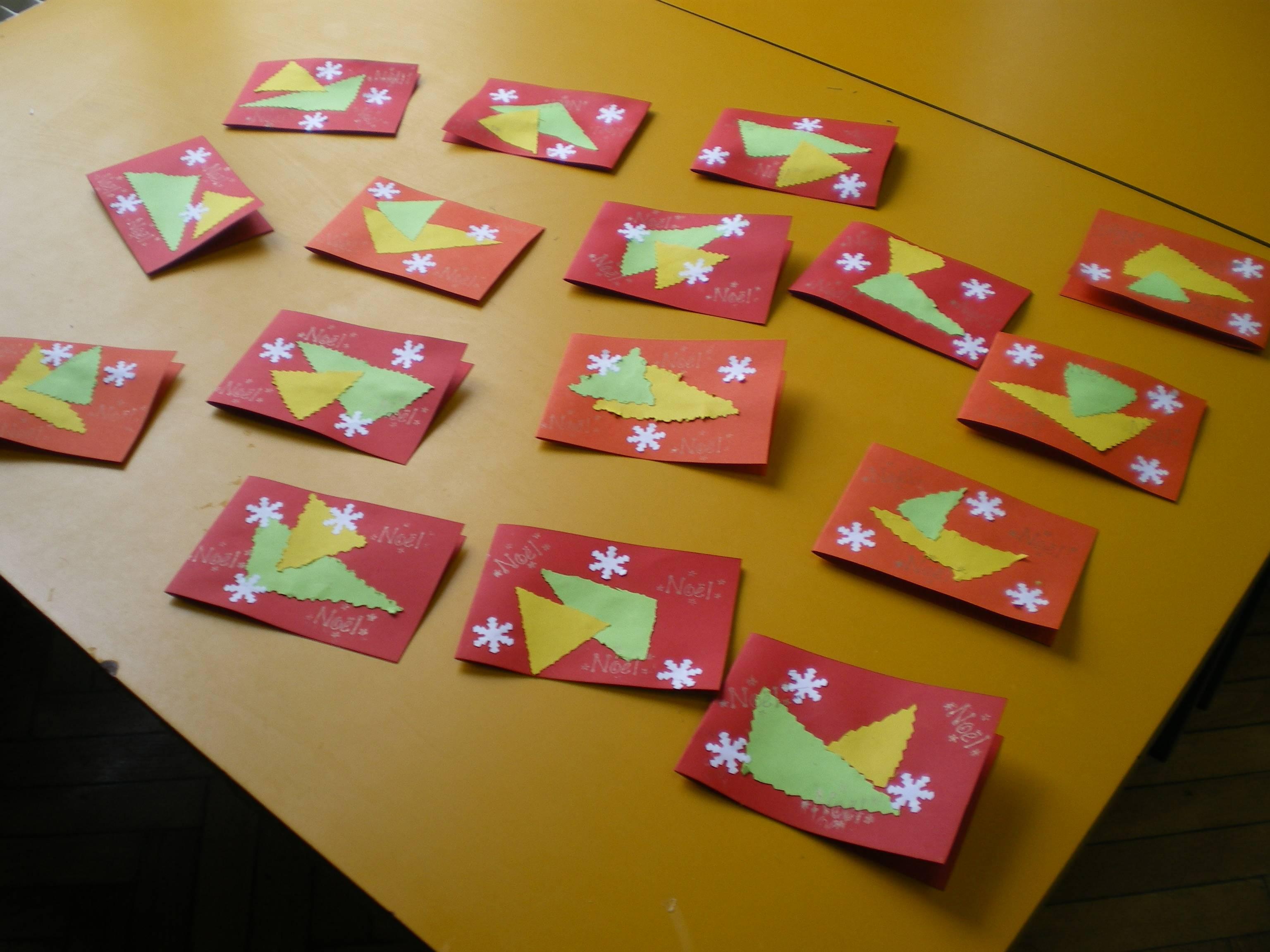 Souvent Les cartes de voeux - [école primaire Canellas] OY57